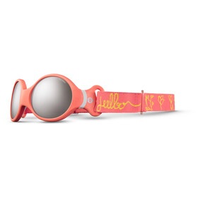 Julbo Loop S Spectron 4 Sunglasses Kids, coral/grey